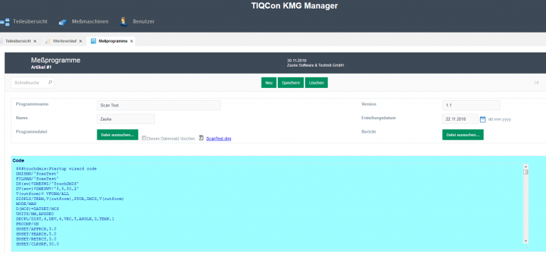 TIQCon KMG Manager